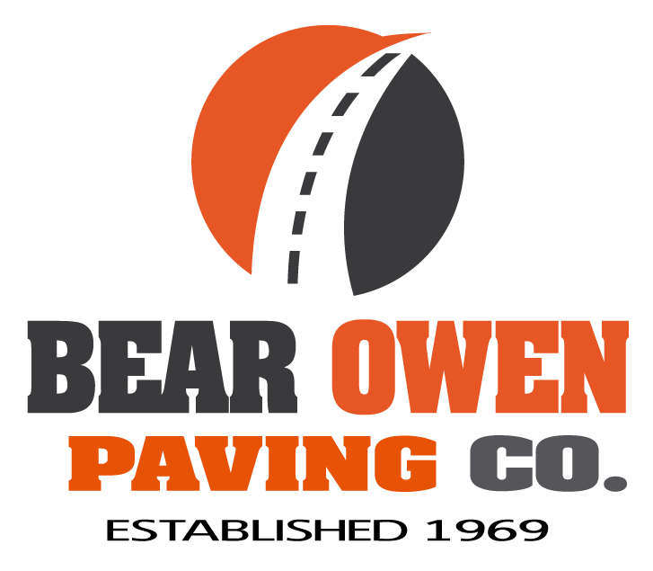 Bear Owen Paving Co. Logo