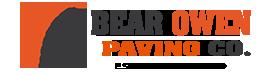 Bear Owen Paving Co. Logo